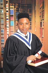 Congratulations Savyon McKenzie