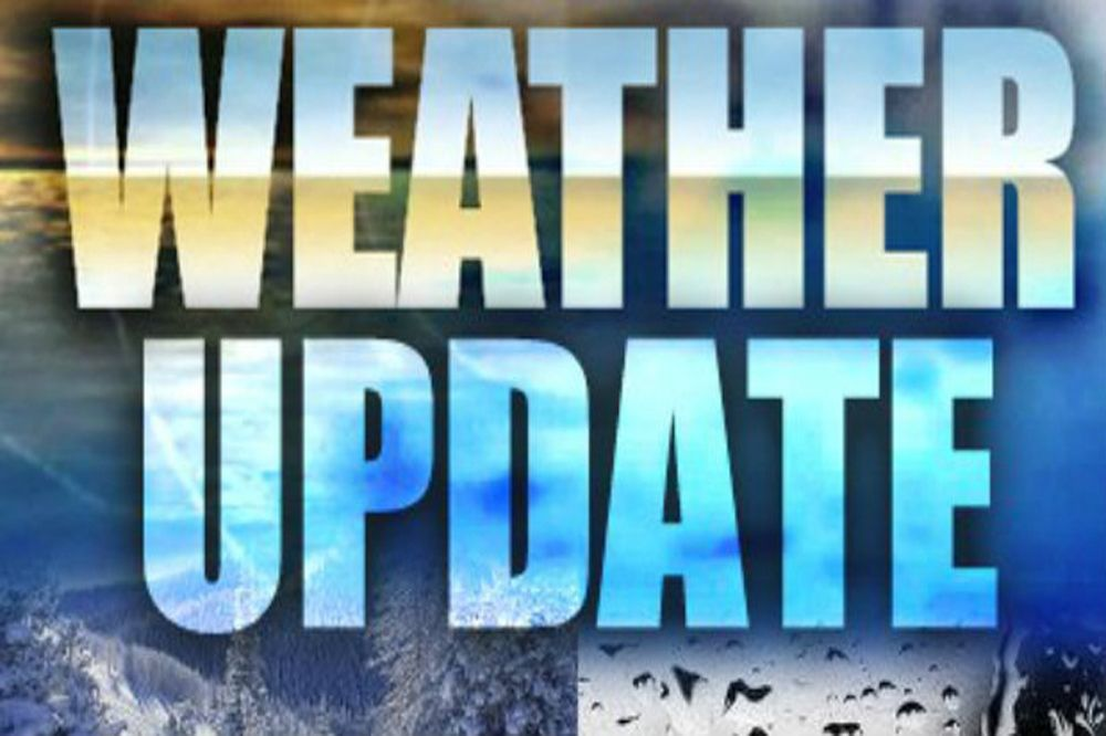 Tropical Storm Watch remains in effect for SVG