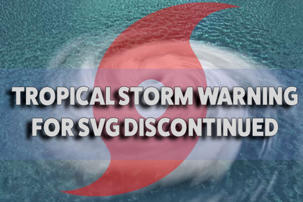 Tropical Storm Watch Discontinued for SVG