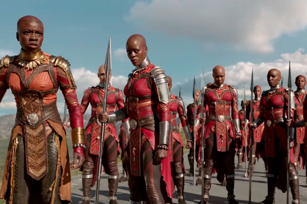 Lessons from Wakanda:  Black Nationalism and  Black Womanhood