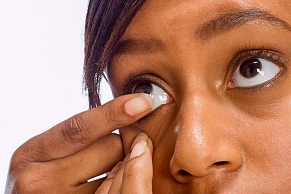 Frequently asked questions about contact lenses