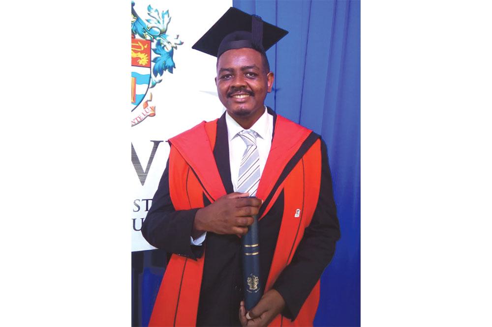 Congratulations Dr. Job!!!