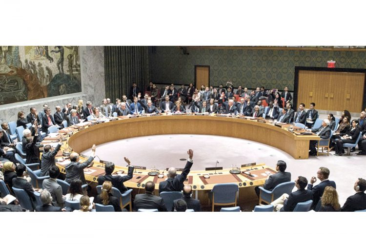 This Month in the Security Council – April 2021
